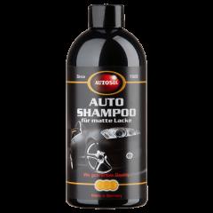 Autosol Car Shampoo for matte paintwork