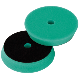 Polishing pad green firm 145 mm