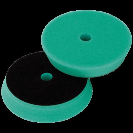 Polishing pad green firm 145 mm