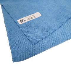 Microfiber cloth Laser 40 x 40 cm blue (5 pieces)