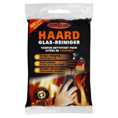 Metalino Fireplace Glass Cleaner