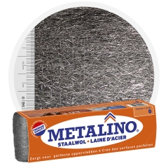 Metalino Steel Wool 0 MEDIUM FINE