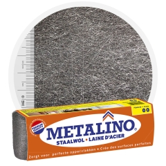 Metalino Steel Wool 00 FINE
