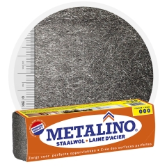 Metalino Steel Wool 000 EXTRA FINE