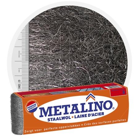 Metalino Steel Wool 3 COARSE