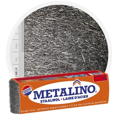 Metalino Steel Wool 4 EXTRA COARSE