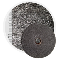 Steel Wool 5 EXTRA COARSE - roll 5 kg