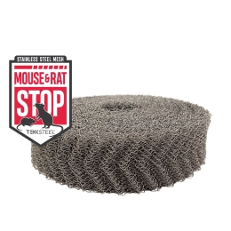 Mouse & Rat STOP Mesh, width 5 cm (roll 20 metres)