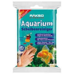 Aquarium glass cleaner