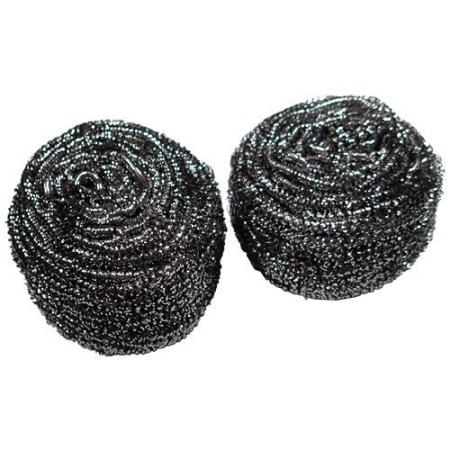 Spiral sponge stainless steel 100 grams