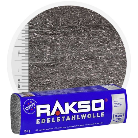 Stainless Steel Wool FINE 150gr