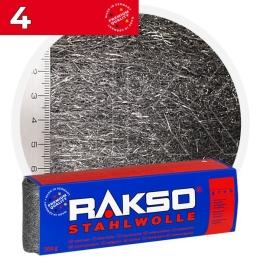 Rakso Steel Wool 4 COARSE