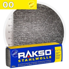 Rakso Steel Wool 00 FINE