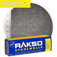 Rakso Steel Wool 0000 EXTRA FINE