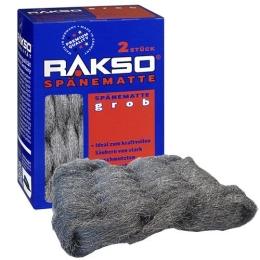 Steel wool mat braided COARSE